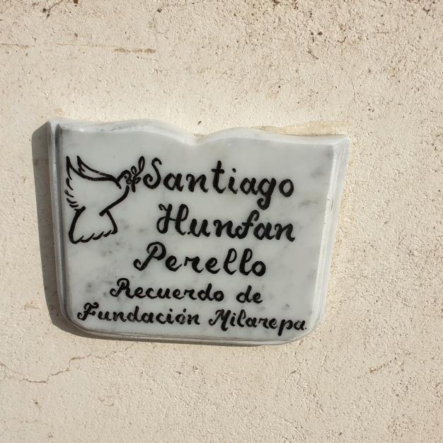 Santiago HUnfan Cementerio General