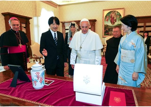 Pope Japan